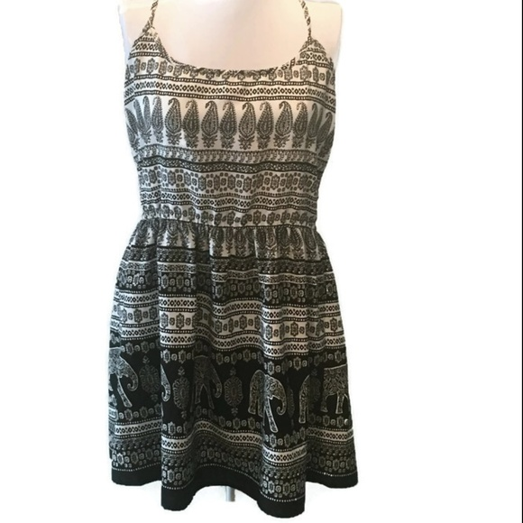 01f2422dc230 Boohoo Tops   Elephant Tunic Peplum Dress 16   Poshmark